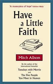 Have a little faith book review