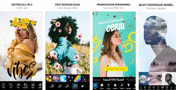 Picsart Photo Studio apk Mod Premium Full Unlocked Terbaru