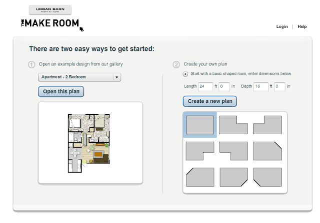 You Can Start With An Example Design Or By Creating Your Own The Planner Allows To Create One Room First And Then Add Plan In