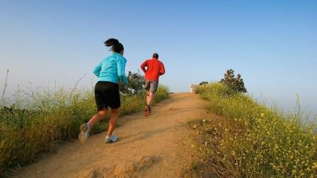 Uphill Exercise Increase Running Speed