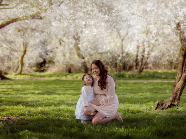 White Blossom Free Photoshop Editing Tutorial