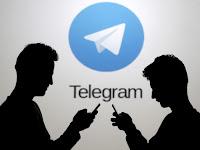 TELEGRAM DIBLOKIR ????