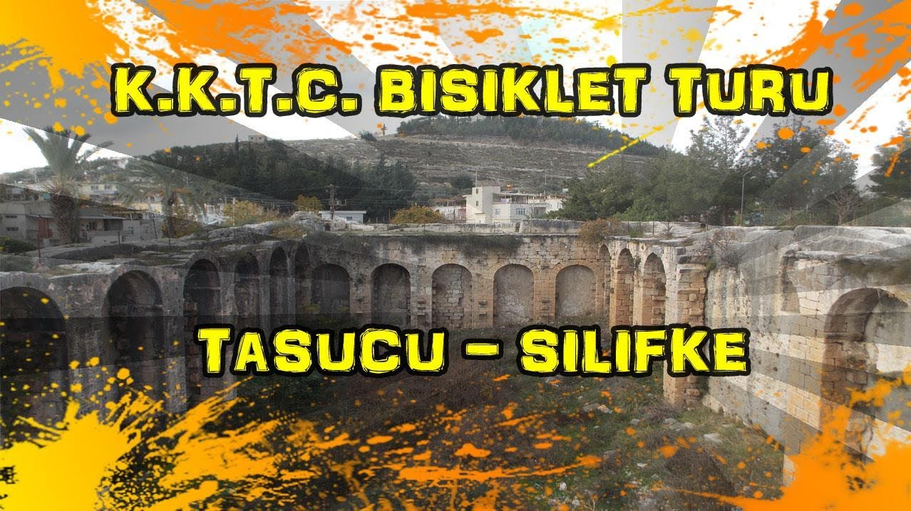 2018/12/25 K.K.T.C. Bisiklet Turu -Taşucu ~ Silifke