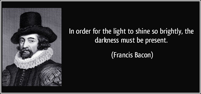 quote about light and dark