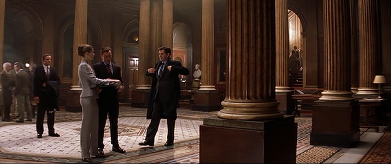 James Bond Locations Blades Fencing Club And The Foreign