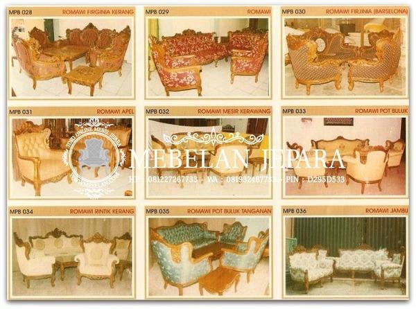 Kursi Tamu Mebel Jepara MPB 2007-1-4