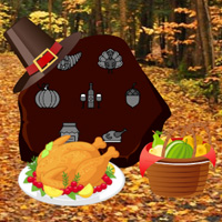 HiddenOGames Point and Click Thanksgiving