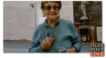 Rose Gilbert, Los Angeles Teacher, Retires At 94
