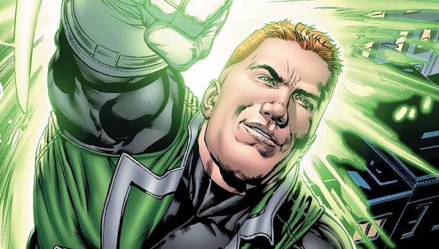 Daftar Anggota Green Lantern Corps Sektor-2814 (Bumi)