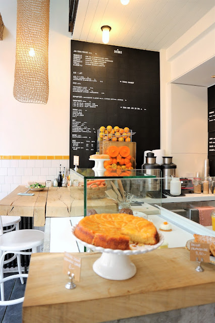 Marcelle / Healthy food / Blog Atelier rue verte / Gâteaux /