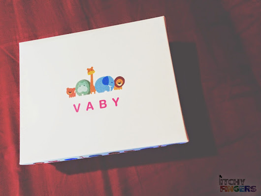 Getting to know Vaby, The box of surprises! You are invited to the Launch!