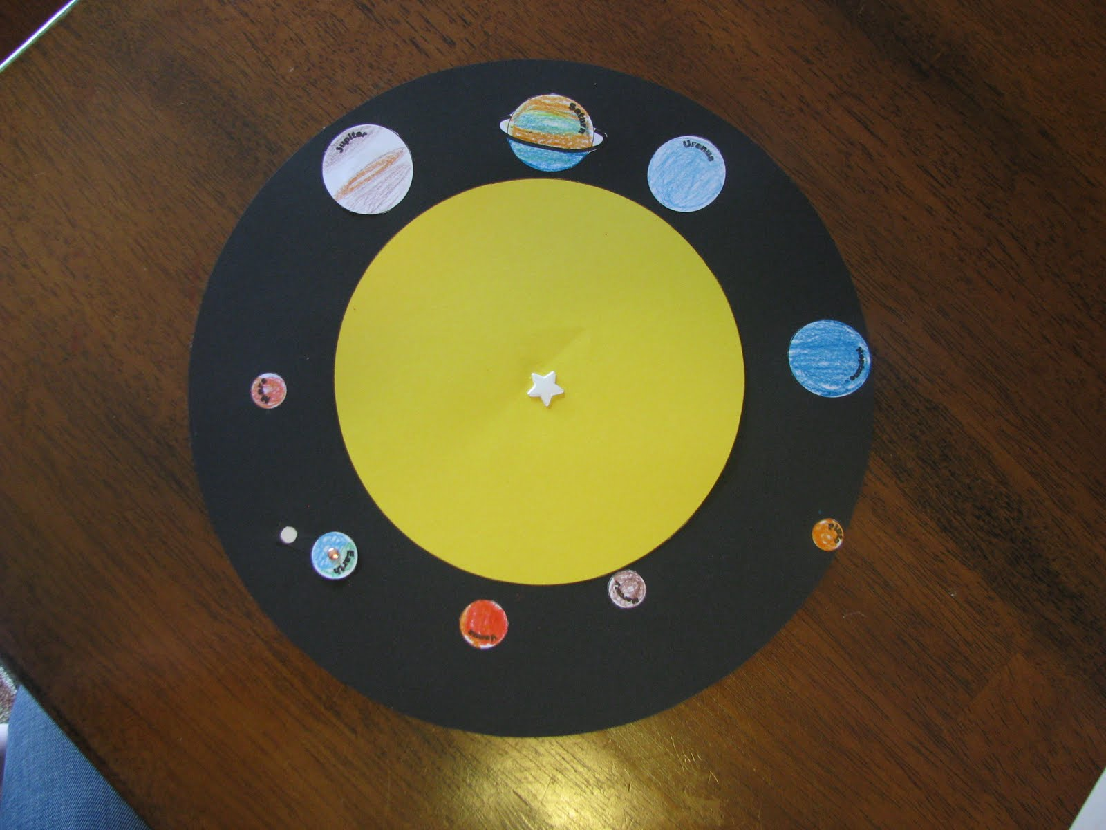 solar system project ideas - photo #23