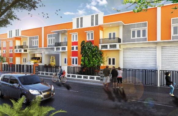 Komplek Surya Grand Cisoka (SGC), Tangerang.