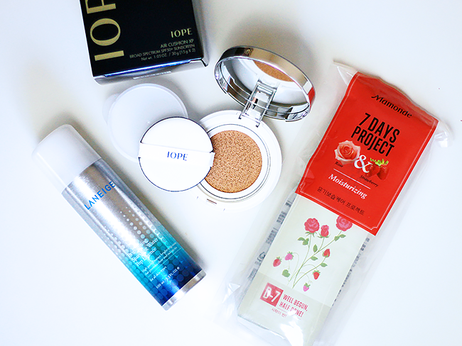 Korean Beauty Picks from Aritaum