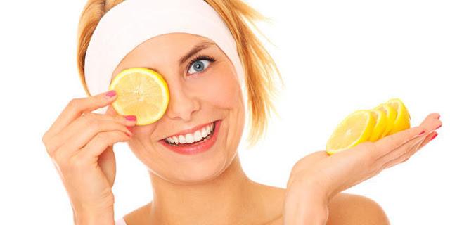 Cara Mudah Menghilangkan Jerawat Dengan Masker Lemon