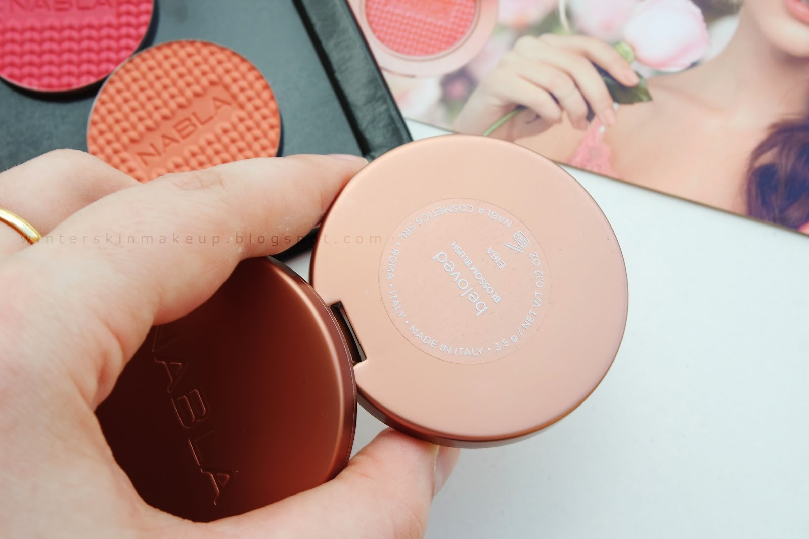 Nabla Blossom Blush Shade & Glow
