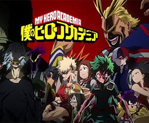 Boku no Hero Academia S3 25/25 + Película [Sub-Español][MEGA-MF-GD][HD-FullHD][Online]