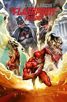 La Liga de la Justicia: La paradoja del tiempo (2013) online y gratis