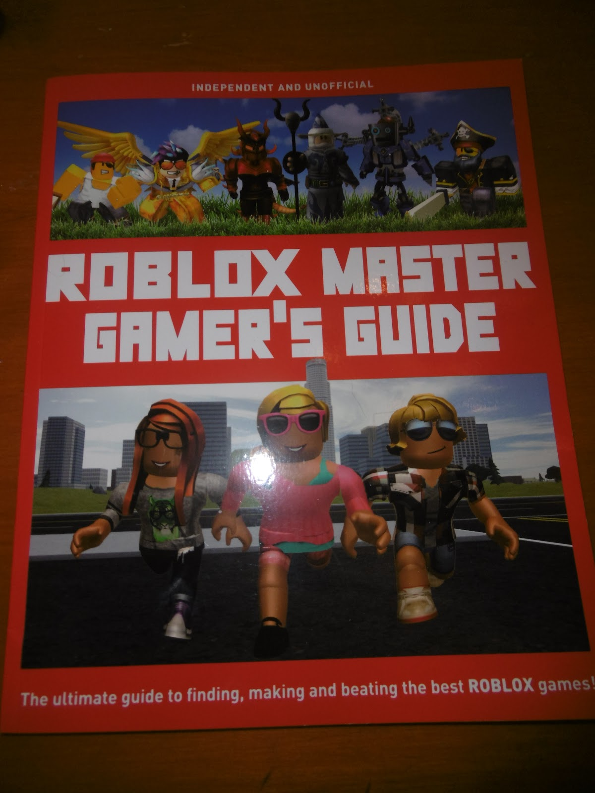 Giveaway 701 Win Roblox Master Gamers Guide Closing - roblox master gamers guide by kevin pettman paperback