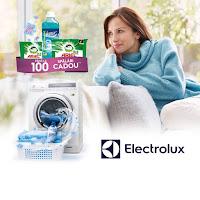 Castiga 5 pachete cu detergent si balsam pentru 100 de spalari