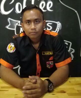 Ketua Sapma PP Simalungun Faisal