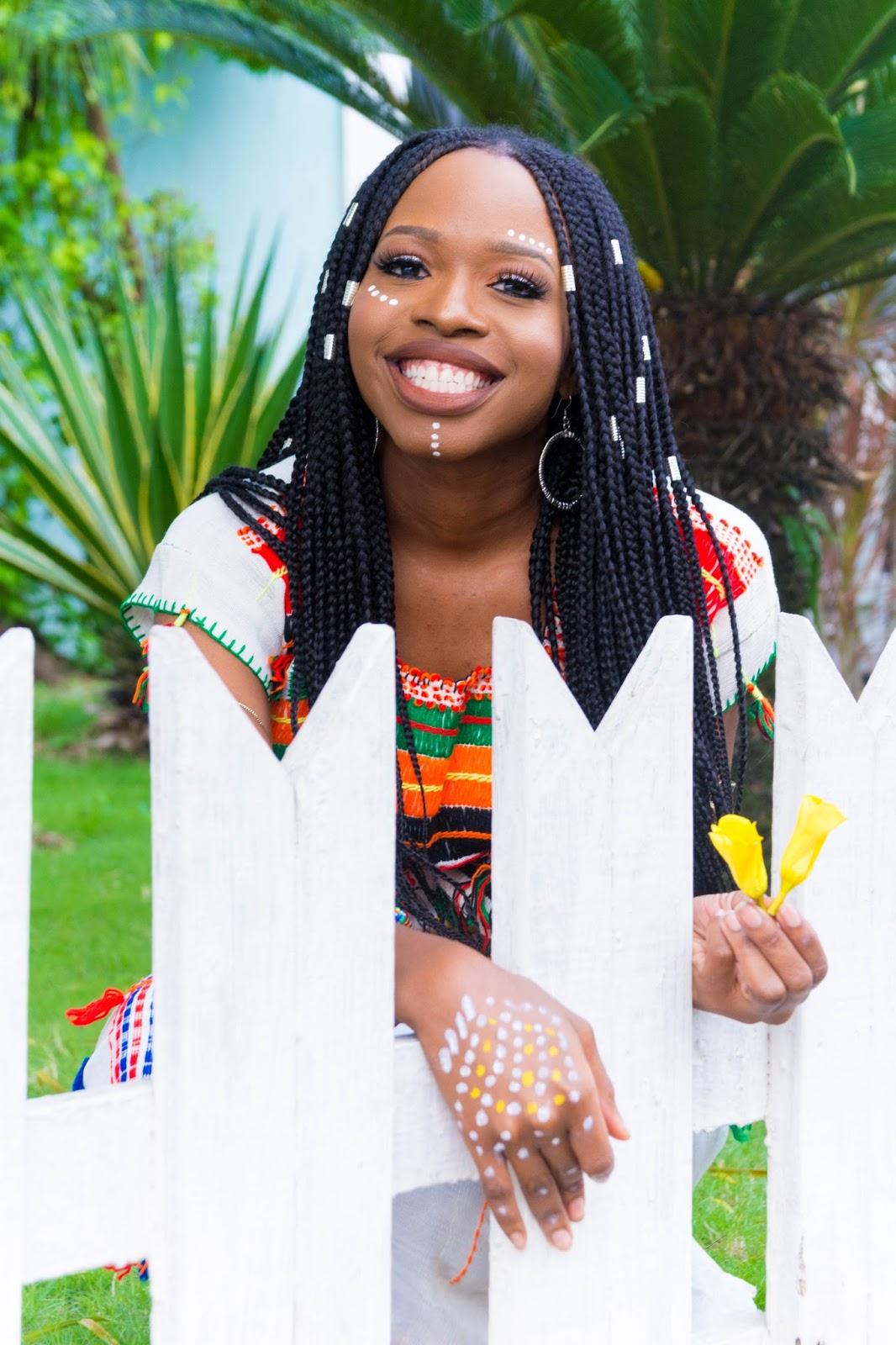 fulani female outfit