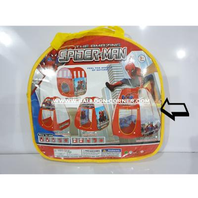 Tenda Anak Karakter SPIDERMAN