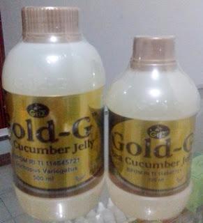 Agen Jelly Gamat Gold-G Bandung
