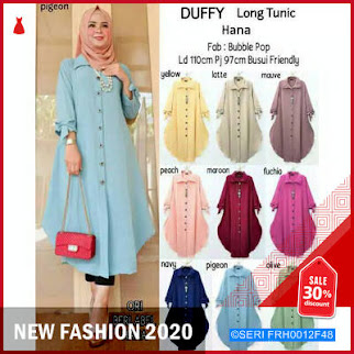 FRH0012F48 Duffy Long Tunik BMGShop