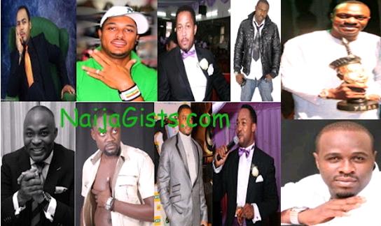 most handsome nigerian actors in 2012