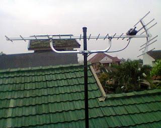 jasa pasang antena tv bekasi