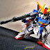 Custom Build: SD x RG MSZ-006 Zeta Gundam