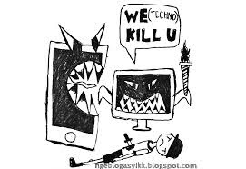 dampak buruk teknologi membunuh