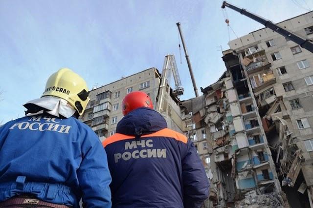 Lezárult a mentés a magnyitogorszki robbanás helyszínén