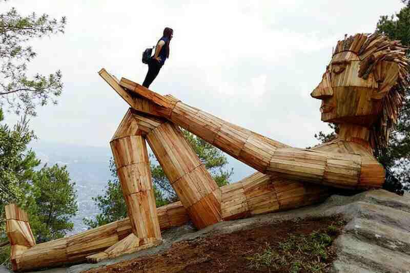 Lokasi Wisata Hits Di Batu Taman Puncak Goa Pandawa