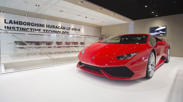Wallpaper 3: Lamborghini Huracan LP610 4
