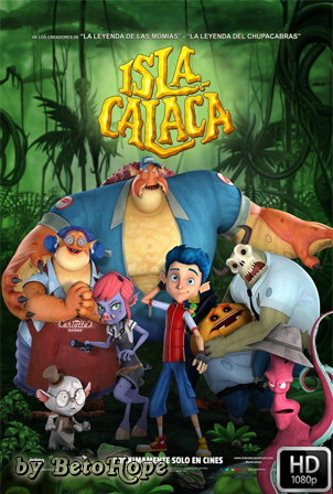 Isla Calaca 1080p Latino