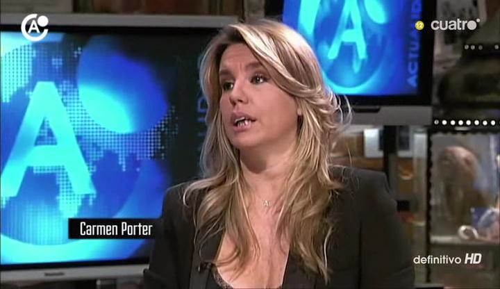 El Baúl de las Famosas: Carmen Porter-Cuarto Milenio 10x22 08-02-15