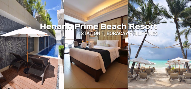 Henann Prime Beach Resort Boracay Review