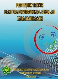 Download Juknis BOS Madrasah 2016