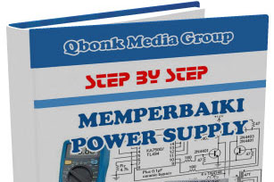 Ebook Cara Memperbaiki Power Supply Komputer