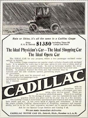 1908 Cadillac