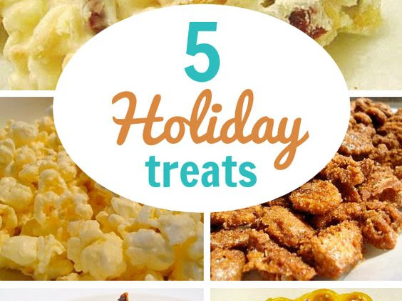 5 Last Minute Holiday Treats