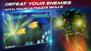 Dragon Shadow Battle Warriors v1.2.1 Mod