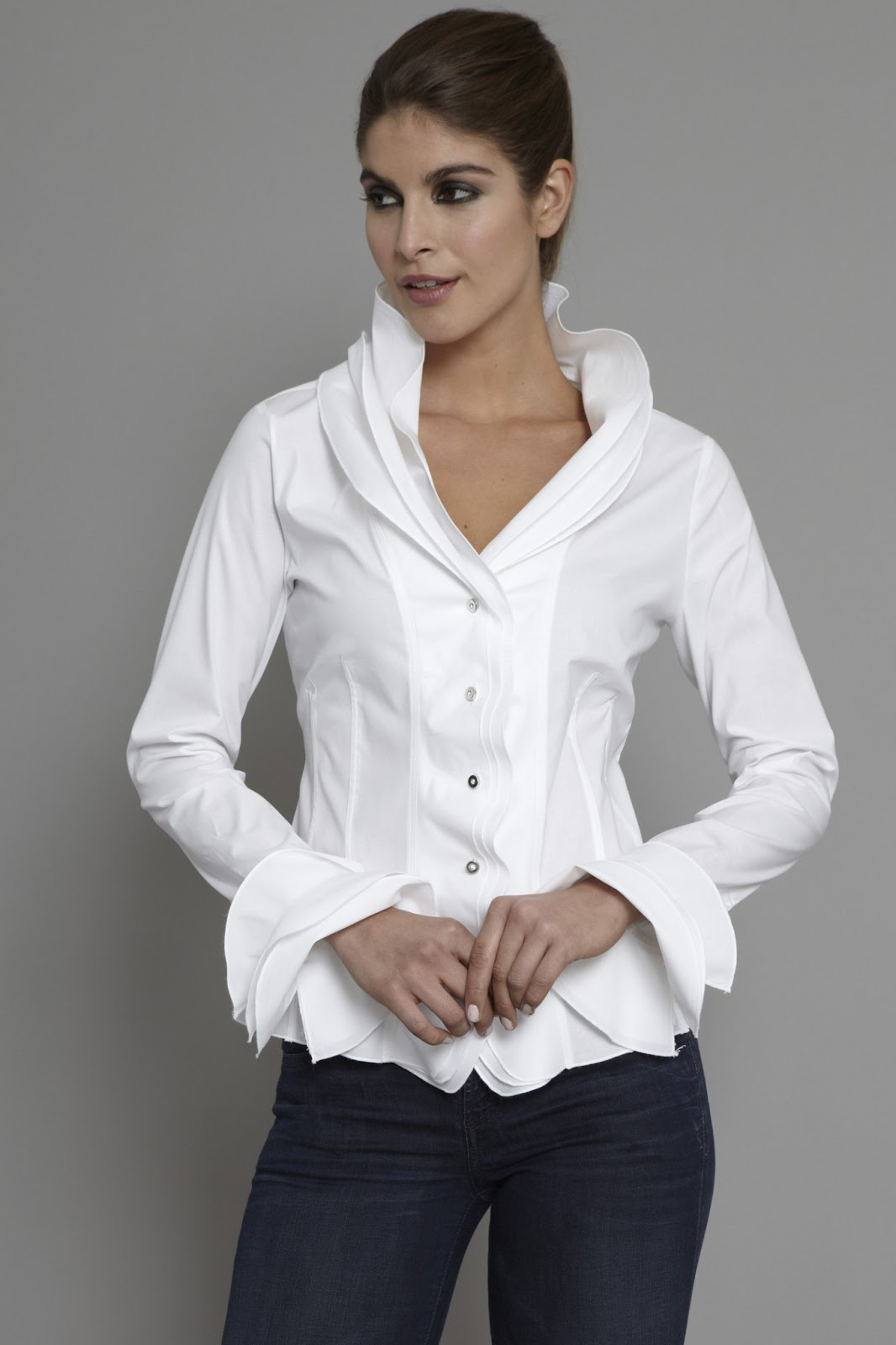 Find great deals on eBay for white dress blouses for women. Shop with confidence.