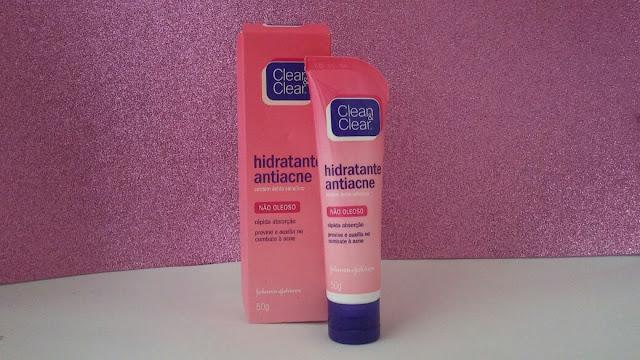 Hidratante Facial Anti-Acne 50g Johnson & Johnson