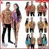 ZBT12709 Kebaya Batik Couple Lalexa Voila Modern BMGShop