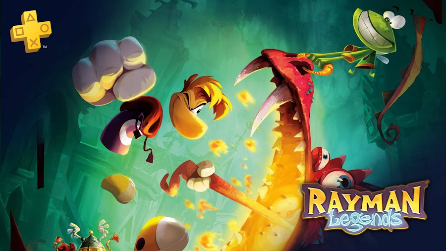 rayman legends playstation plus