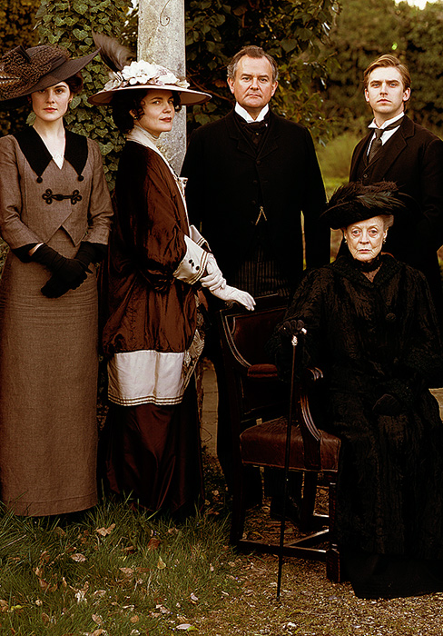 Downton Abbey: Downton Abbey Still Photos by Nick Briggs