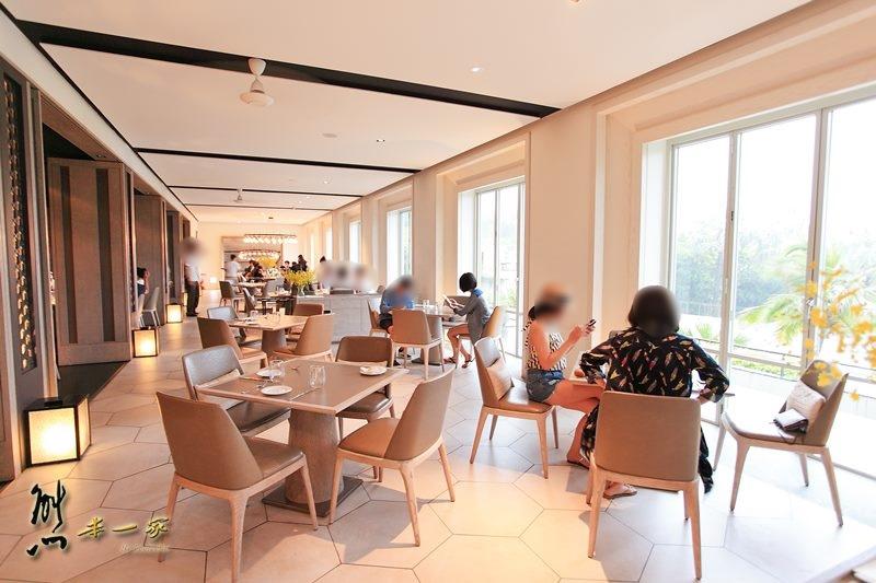 墾丁Brunch早午餐|沐餐廳-華泰瑞苑|大尖山景觀餐廳~近社頂公園